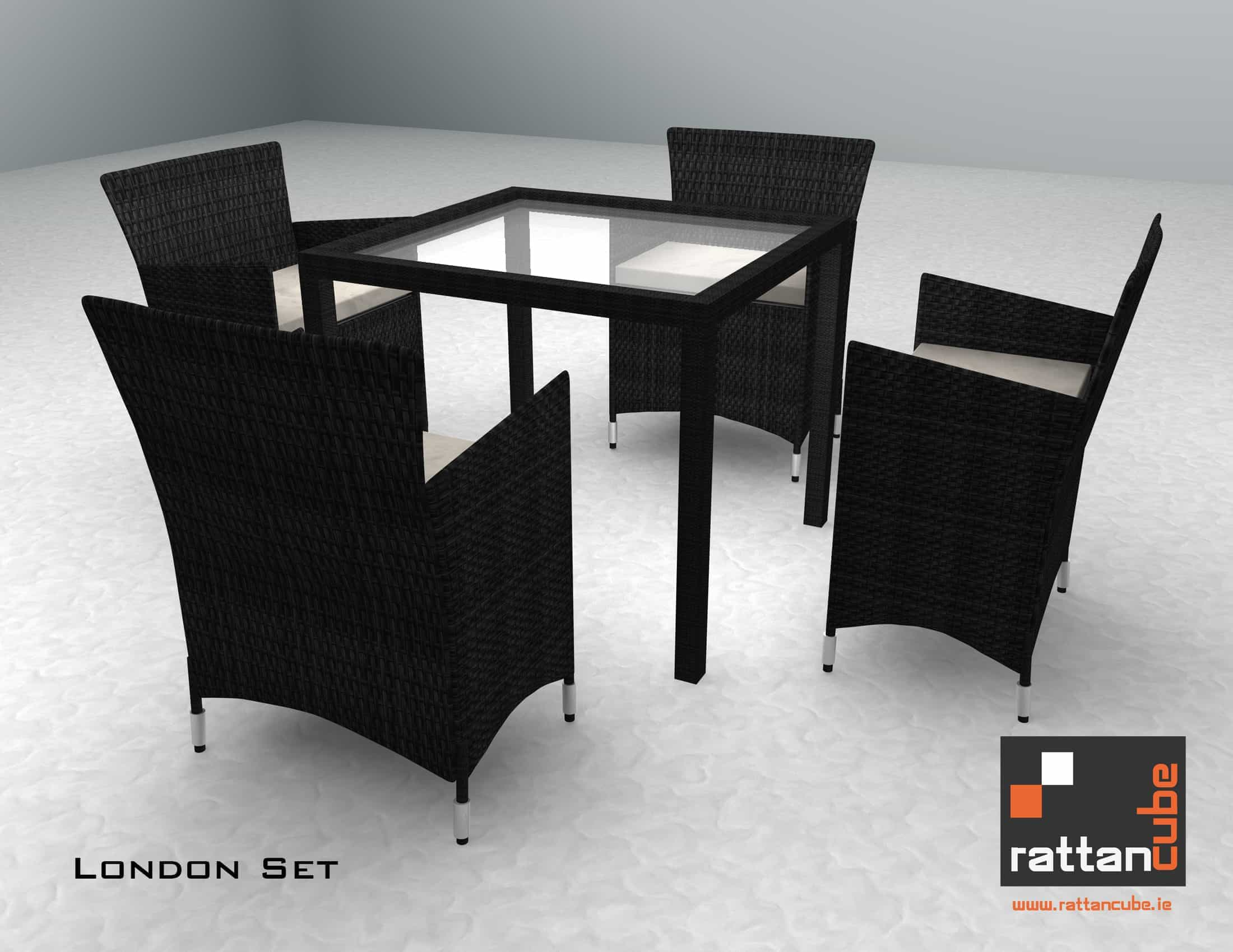 London set final price reduction garden furniture for Outdoor furniture ireland