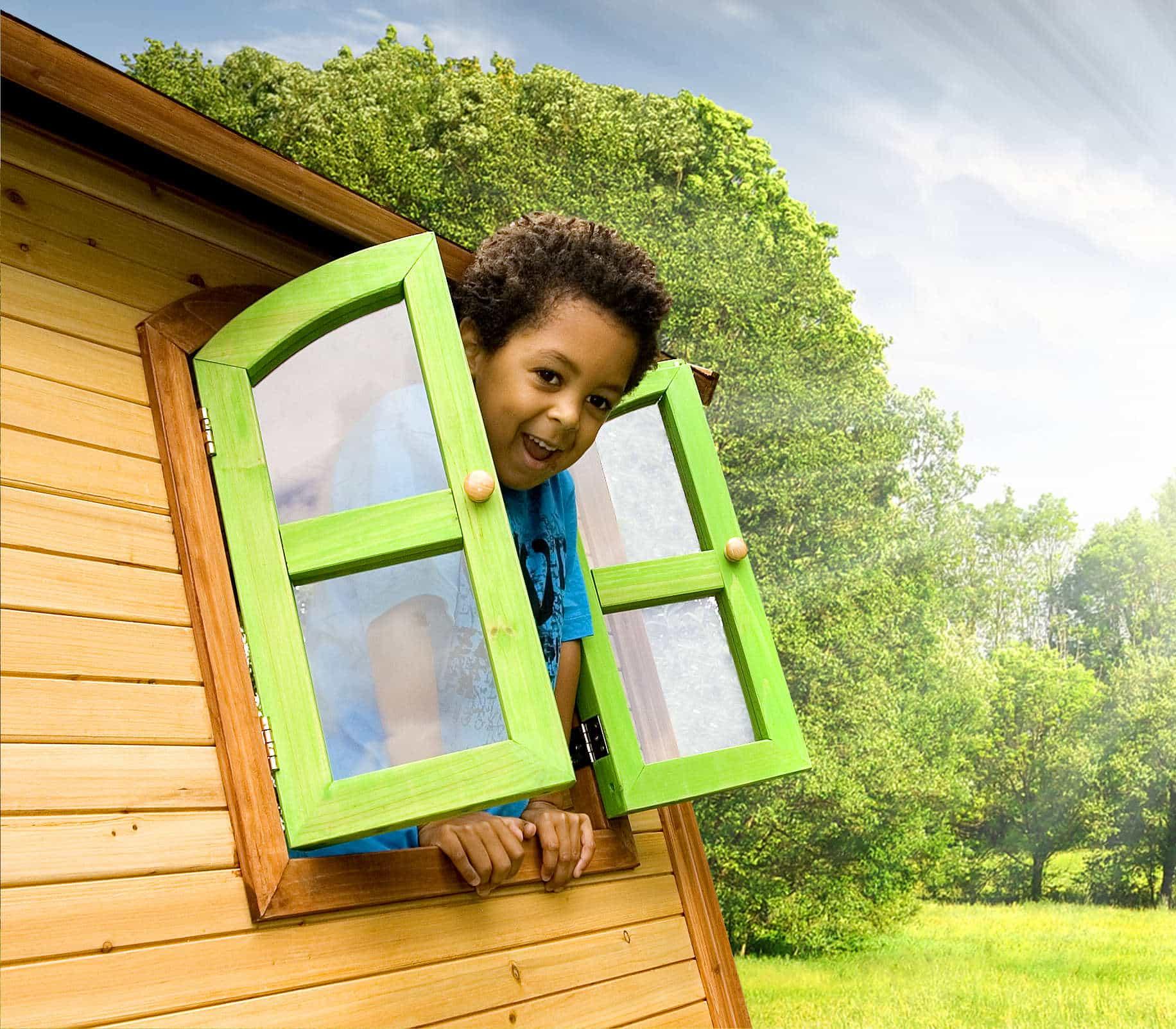 Playhouse Sarah Fsc 100 Garden Furniture Ireland