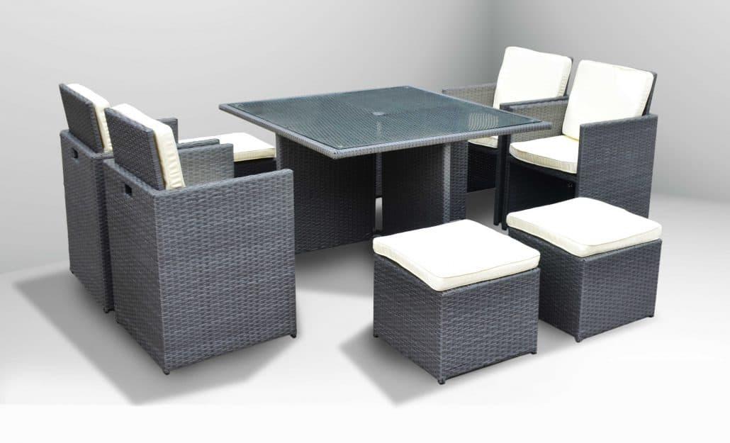 Grey rattan is here garden furniture ireland outdoor for Outdoor furniture ireland
