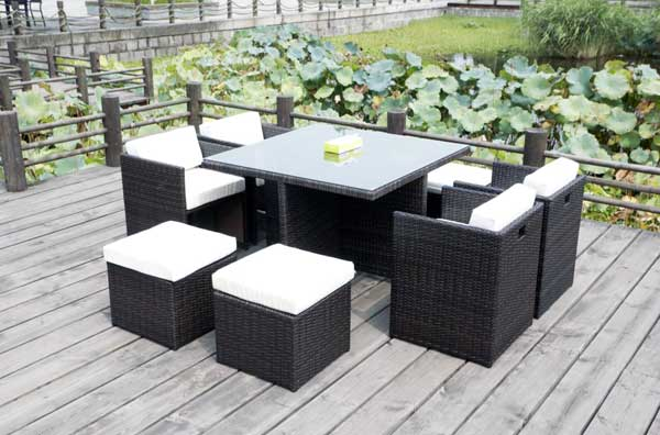 8 seater rio range garden furniture ireland outdoor furniture ireland rattan furniture ireland