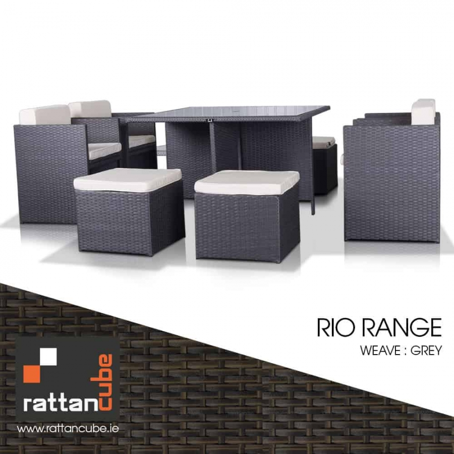 8 Seater Rio Range Garden Furniture Ireland Outdoor