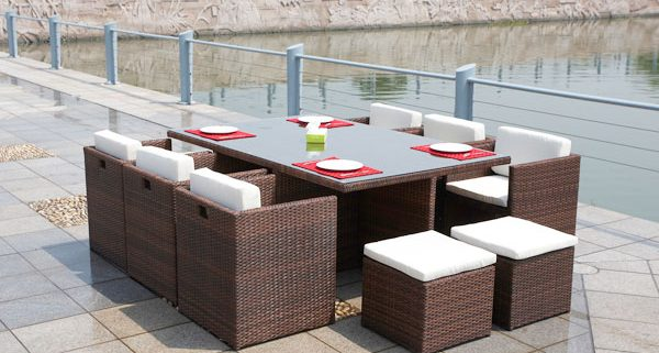 Get Fired up for Summer with Rattan Cube Furniture. Get Fired up for Summer with Rattan Cube Furniture   Garden