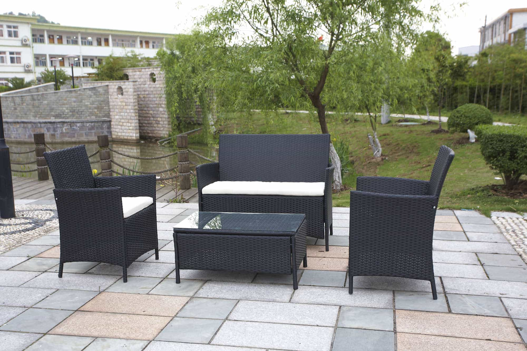4 seater ruby sofa range garden furniture ireland for Outdoor furniture ireland