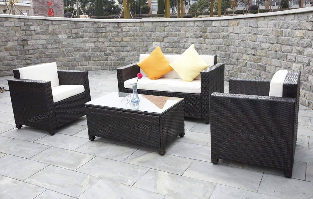 Add Comfort and Style to Your Garden with Rattan  Garden