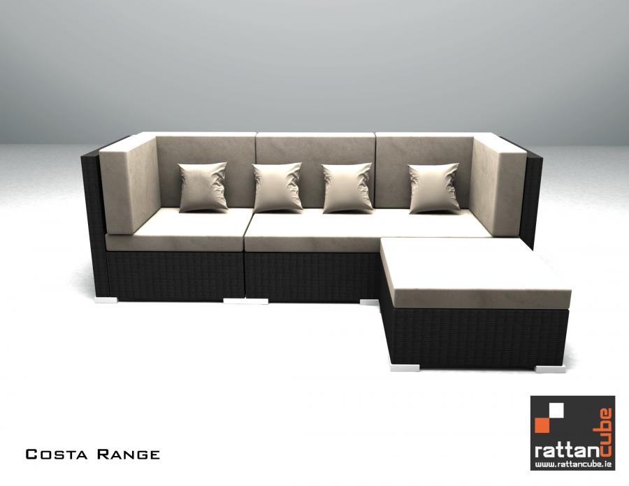 Costa sofa set garden furniture ireland outdoor for Outdoor furniture ireland