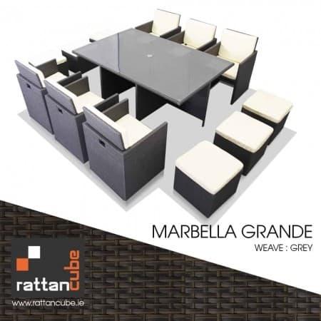 marbella rattan furniture set