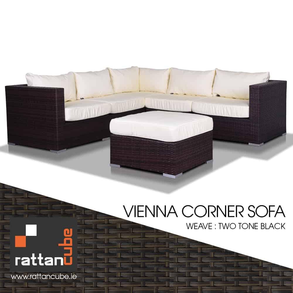 Corner Rattan Sofa The Range: Garden Furniture Ireland, Outdoor