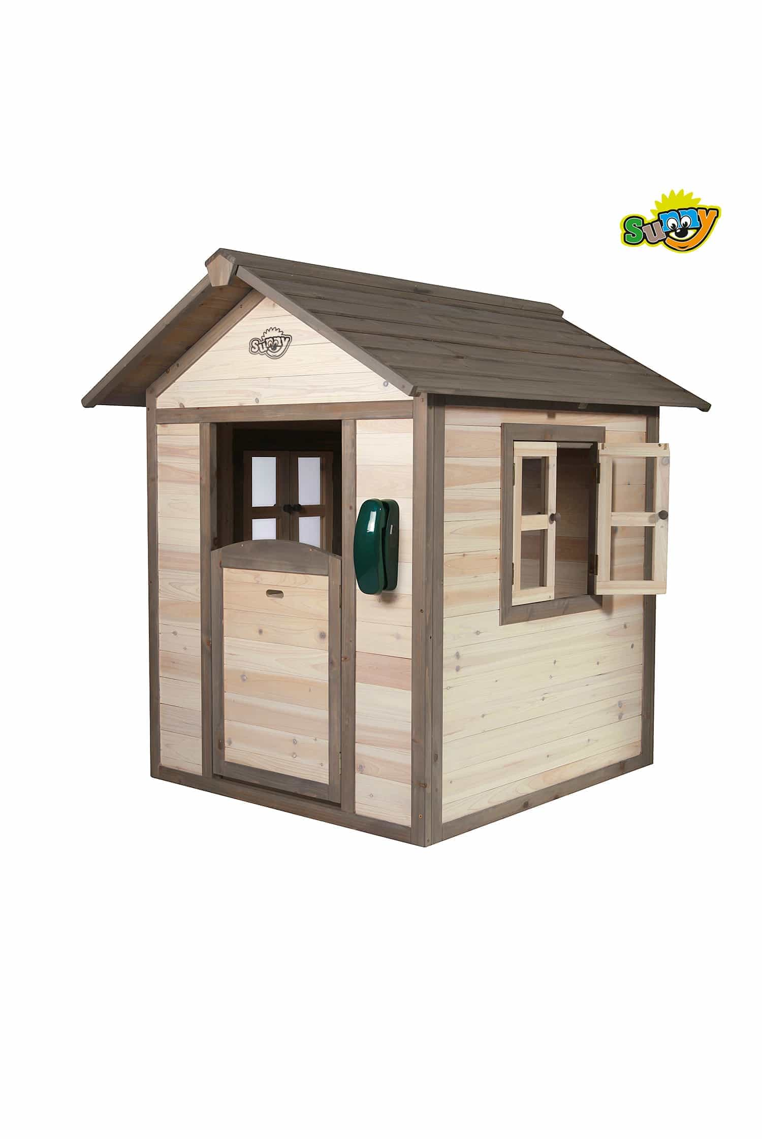 Sunny Playhouse Cabin Straight From A Fairy Tale Only 46534