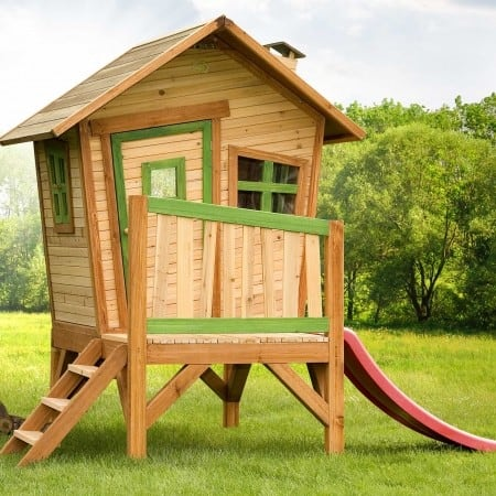 Wooden Childrens Playhouse Robin