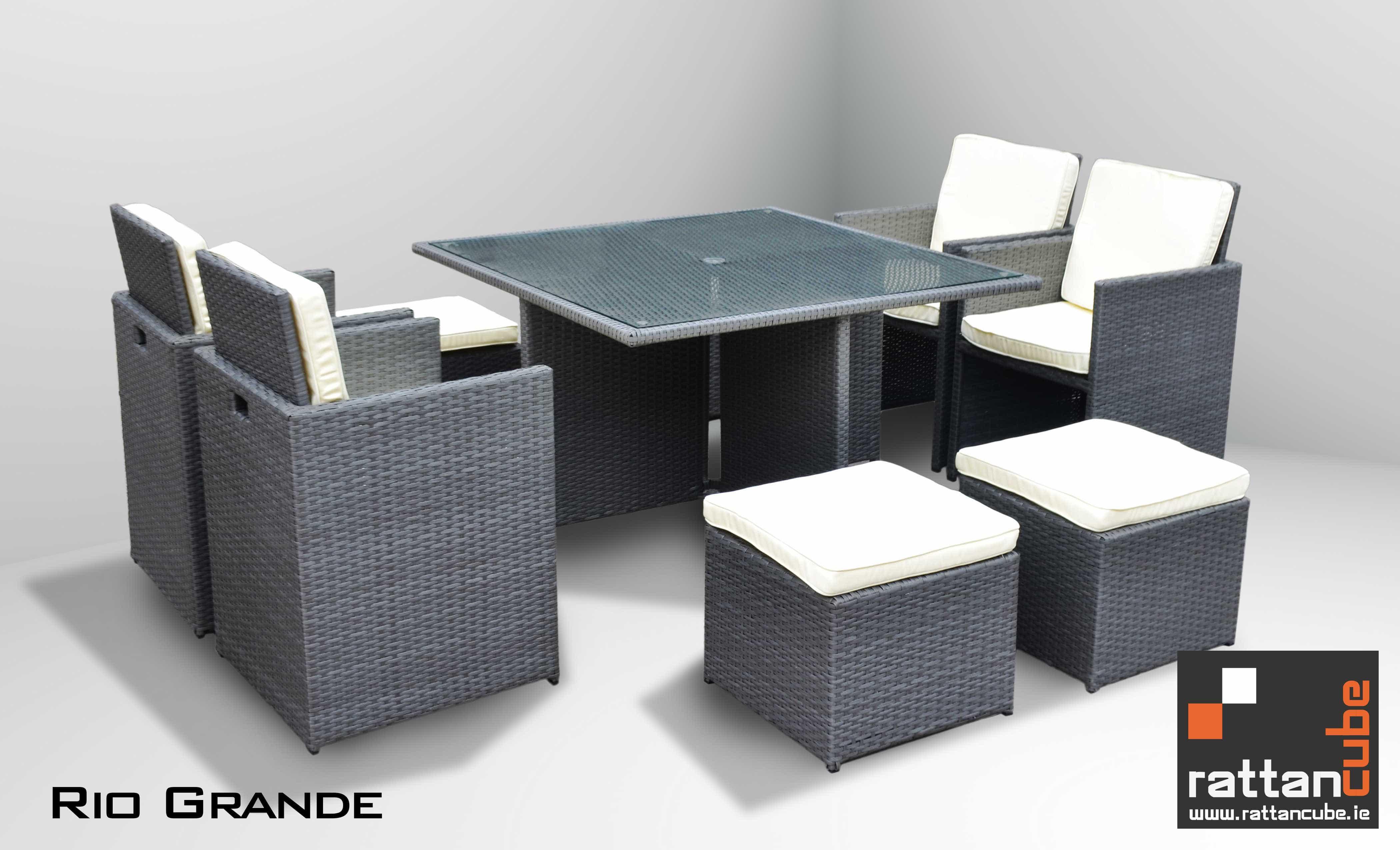 8 Seater Rio Grande – Garden Furniture Ireland Outdoor Furniture Ireland Ra