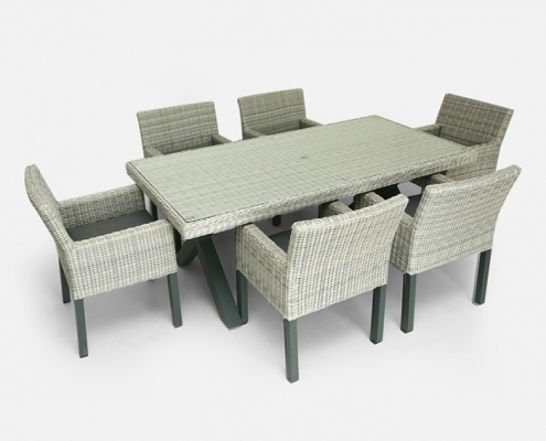 rattan furniture set Dublin