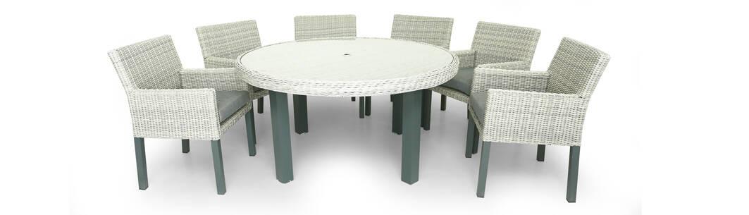 Victoria Rattan Garden Furniture